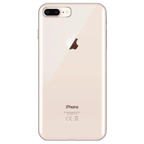 Купить Чехол LuxCase TPU для Apple iPhone 8 plus прозрачный бесцветный