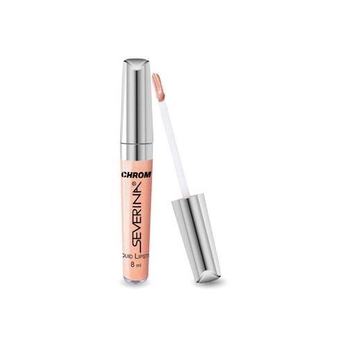 SEVERINA жидкая помада для губ Chrome Liquid Lipstick, оттенок 02