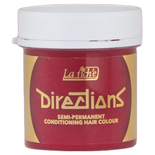 Фото - Средство La Riche Directions Semi-Permanent Conditioning Hair Colour Poppy Red, 88 мл riche 11 super ingredients