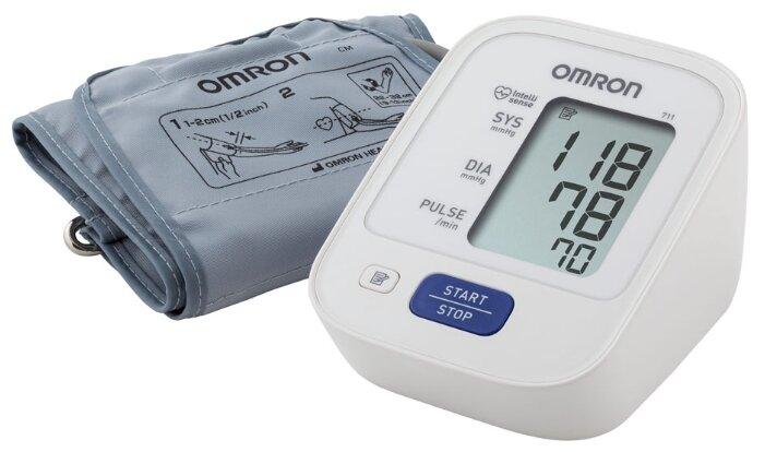 Тонометр Omron 711 автоматический (HEM 8712-CM2)