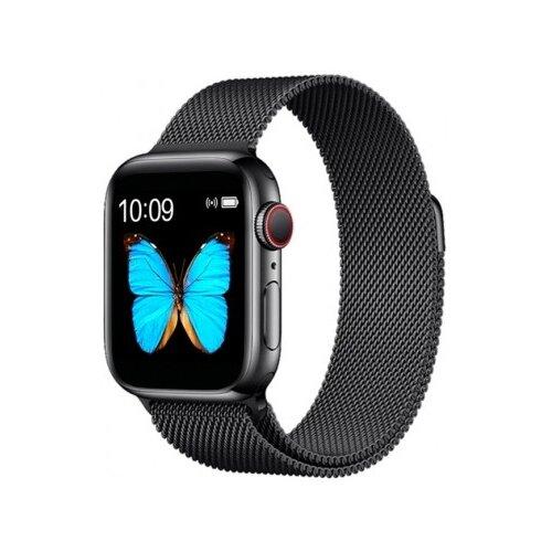 Умные часы BandRate Smart BRST500500WB, черный