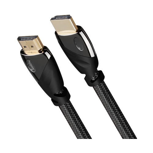 Кабель Nobby Expert HDMI-HDMI (NBE-HC) 1.5 м черный кабель nobby nbe hc 20 01 hdmi hdmi v2 0 2м