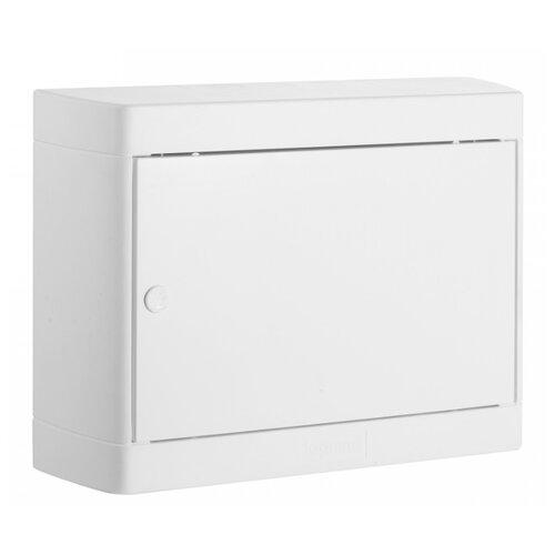 Щит распределительный Legrand 601236 навесной, пластик, модулей 12 белый