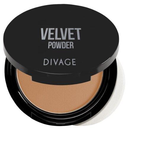 DIVAGE Velvet пудра компактная 5206 недорого