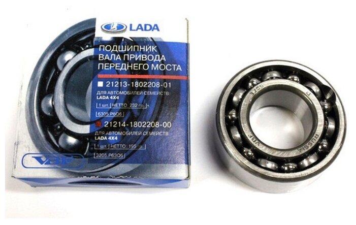 Подшипник роликовый LADA 21213-1802208-01 для LADA 4x4