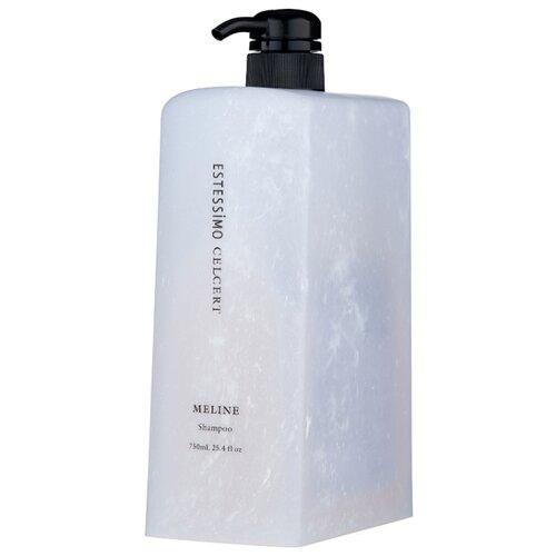 Lebel Cosmetics шампунь Estessimo Celcert Meline увлажняющий 750 мл eldan cosmetics официальный отзывы