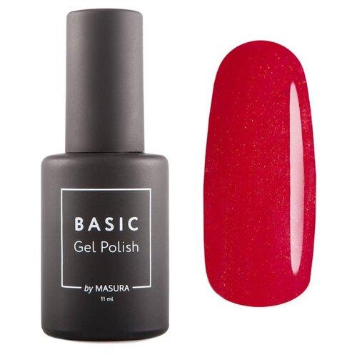 Купить Гель-лак для ногтей Masura Basic, 11 мл, Жозефина