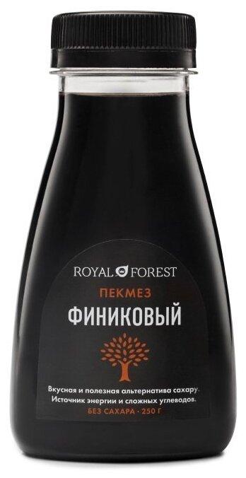 ROYAL FOREST Пекмез финиковый жидкость