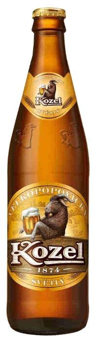 Пиво светлое Velkopopovicky Kozel 0,45 л