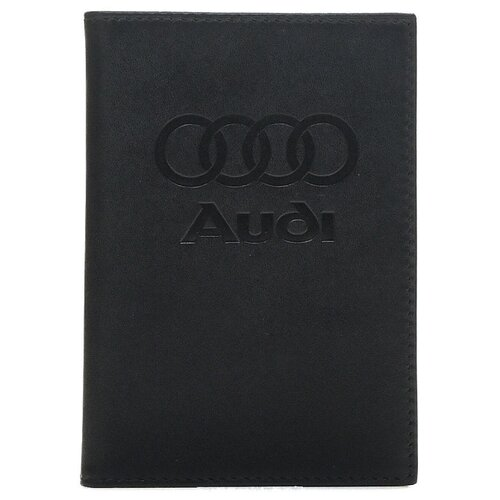 FR-BS01-BL01 Бумажник вод.станд. с пл.карм.черн. Audi
