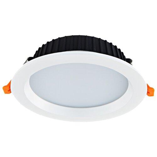 Встраиваемый светильник Donolux DL18891/20W WHITE R DIM встраиваемый светодиодный светильник donolux dl18731 7w white r dim