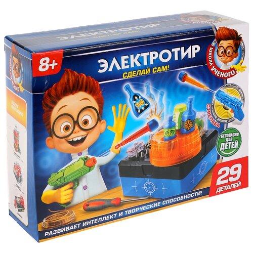 Купить Набор Играем вместе Сделай сам Электротир (AMZ-38833-RU), Наборы для исследований