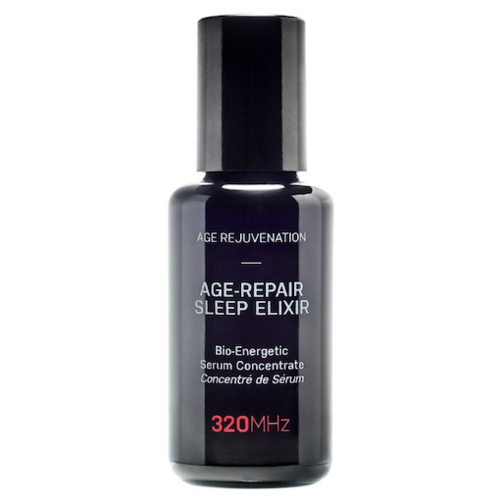 Фото - 320 MHz Age-repair Sleep Elixir Ночная антивозрастная сыворотка для лица, 30 мл сыворотка эликсир biothal anti age elixir 30 мл