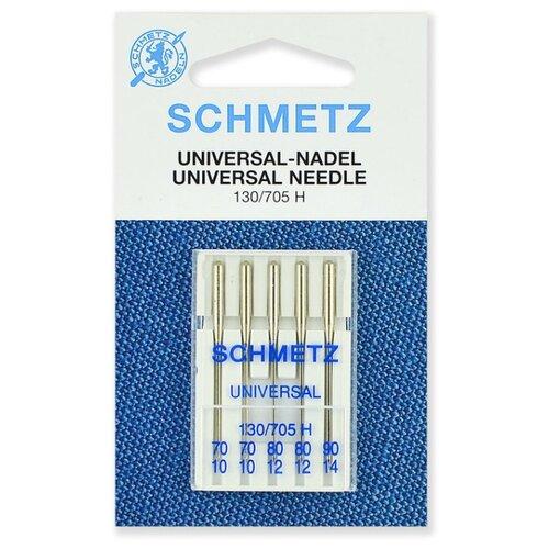 Игла/иглы Schmetz 130/705 Н универсальные серебристый