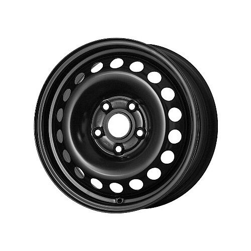 Колесный диск Magnetto Wheels 17007 7x17/5x114.3 D67.1 ET49 Black