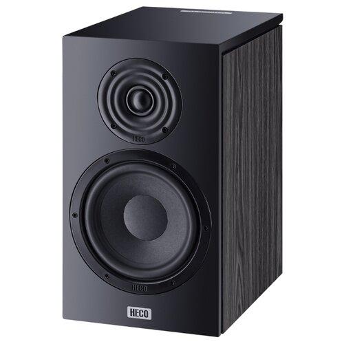 Полочная акустическая система HECO Aurora 300 ebony black