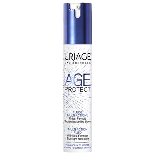 Эмульсия Uriage Age Protect многофункциональная дневная, 40 мл uriage age protect сыворотка интенсивная многофункциональная 30 мл
