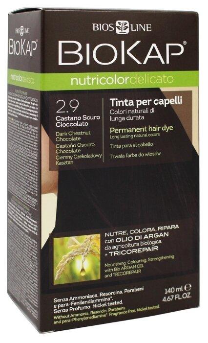 BioKap Nutricolor Delicato стойкая крем-краска для волос