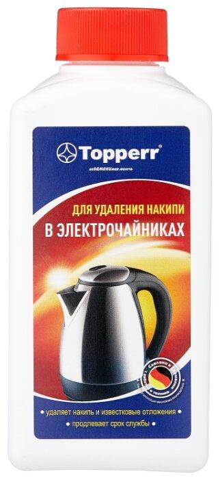 Средство Topperr для очистки от накипи чайников 3031