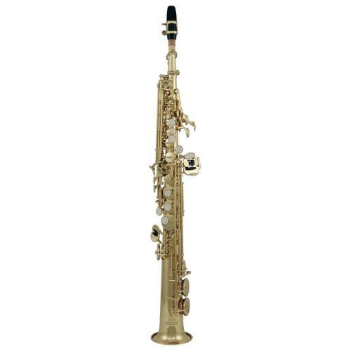 Саксофон сопрано Roy Benson SS-302 золотой Bb