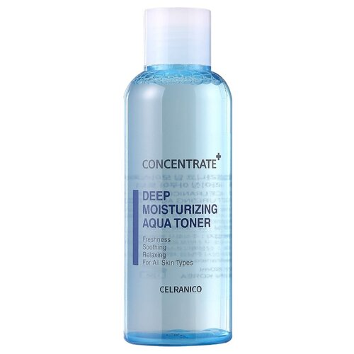 Celranico Тонер Deep Moisturizing Aqua 180 мл celranico deep moisturizing