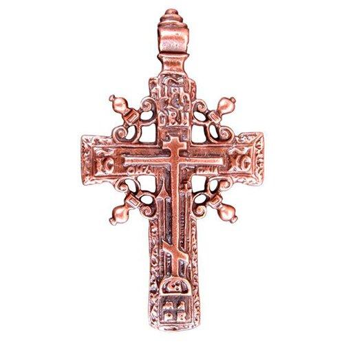 Мастерская Алёшиных Голгофский крест, медь