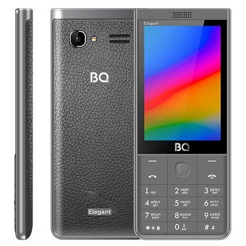 Телефон BQ 3595 Elegant серый телефон
