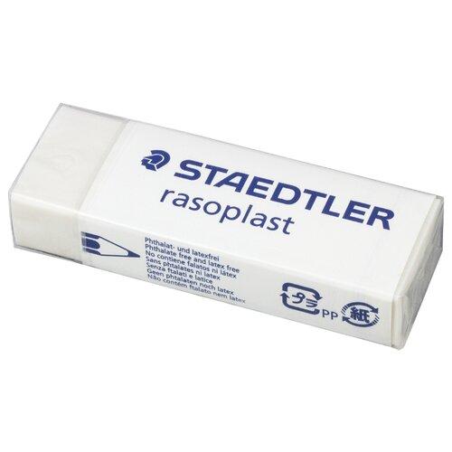 Купить Staedtler Ластик Rasoplast (526 B20) белый, Ластики