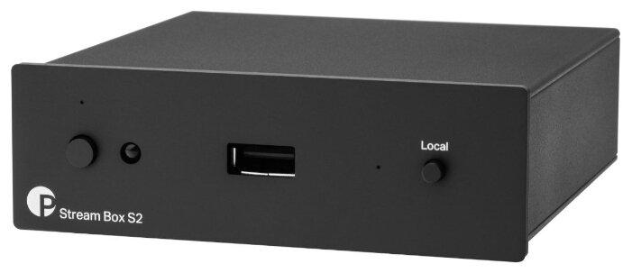 Сетевой плеер Pro-Ject Stream Box S2 черный