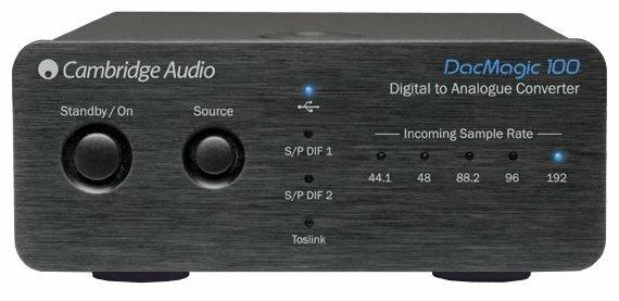 ЦАП Cambridge Audio DacMagic 100