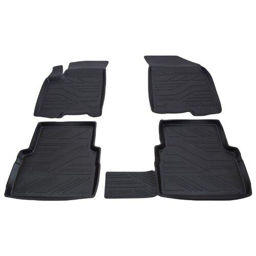 Комплект ковриков AVD Tuning ADRPLR271 Chevrolet Aveo 4 шт. черный комплект ковриков avd tuning adrplr016 chevrolet captiva 4 шт черный
