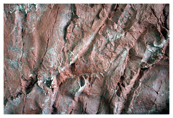Рельефный фон Namiba Terra Красные скалы двухсторонний