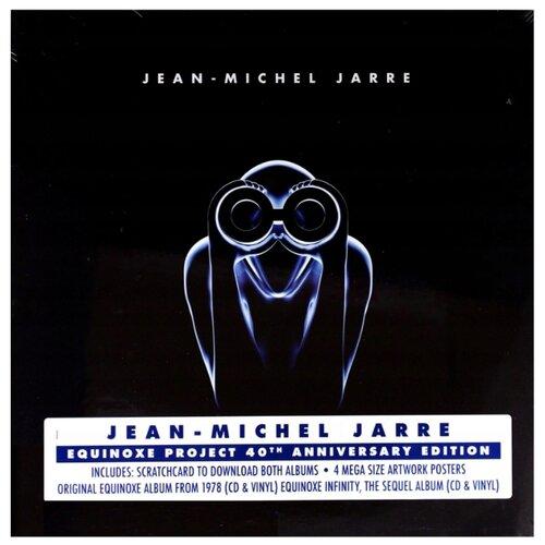Jean-Michel Jarre. Equinoxe Infinity