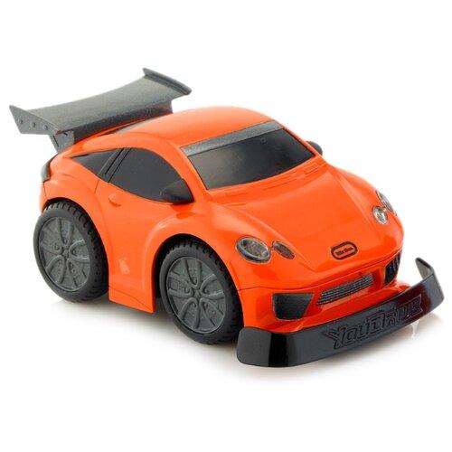 Машинка Little Tikes YouDrive (648922) оранжевый/серый машинка little tikes 643309e4c черный белый