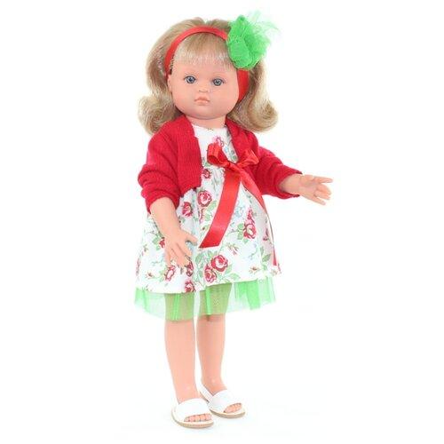 Кукла Lamagik Нэни в красном жакете, 28 см, 42012C