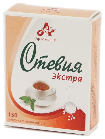 Артемизия/Витачай сахарозаменитель стевия экстра таблетки