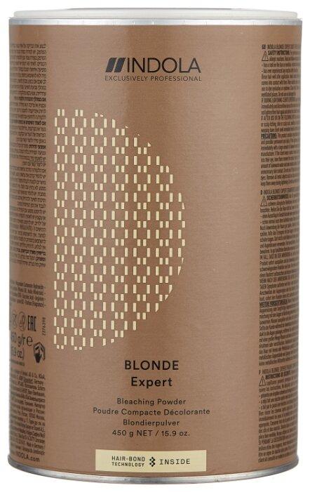 Indola Blonde Expert Обесцвечивающий порошок с пониженным образованием пыли