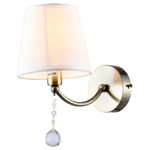 Настенный светильник Stilfort Gloria 1028/05/01W, 40 Вт настенный светильник stilfort montare 1030 02 01w 40 вт