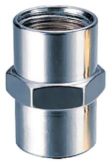 Переходник Fubag 180230 резьбовое соединение 1/4F, резьбовое соединение 1/4F