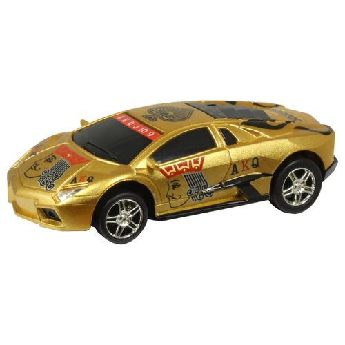 Фото - Легковой автомобиль Roys RC-6701-2/3/5/7 золотой легковой автомобиль roys rc 6702 4 желтый