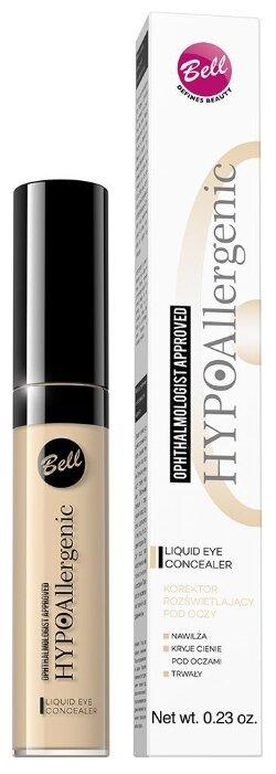 Bell Корректор Hypo Hypoallergenic Liquid Eye Concealer