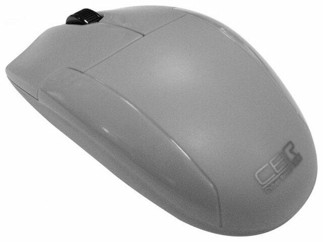 Мышь CBR CM 302 Grey USB