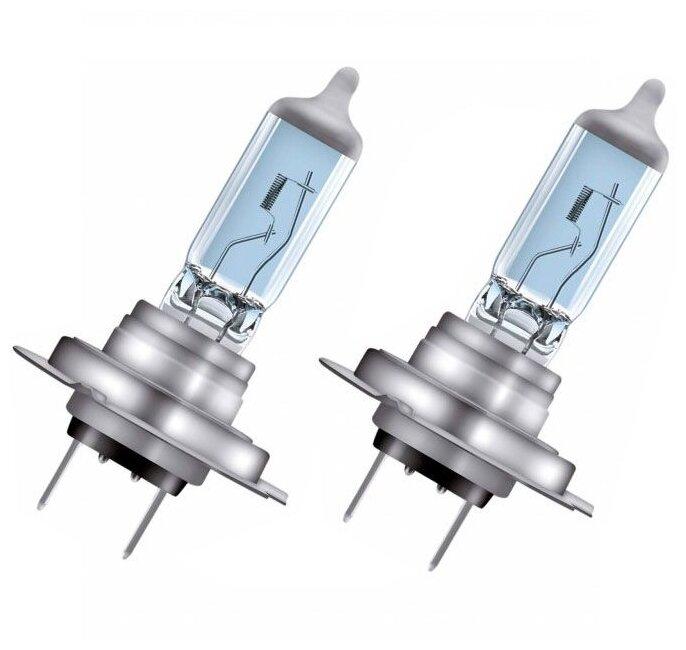 Лампа автомобильная галогенная Osram COOL BLUE INTENSE H7 64210CBI-HCB 12V 55W 2 шт.