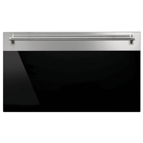 Smeg KP43V для микроволновой печи черный/серебристый