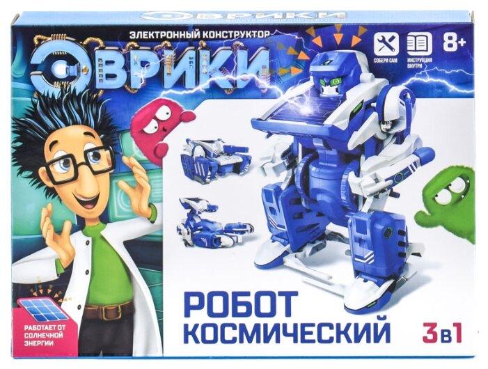 Электромеханический конструктор ЭВРИКИ Прогрессивные технологии 120333 Робот 3 в 1 — купить по выгодной цене на Яндекс.Маркете
