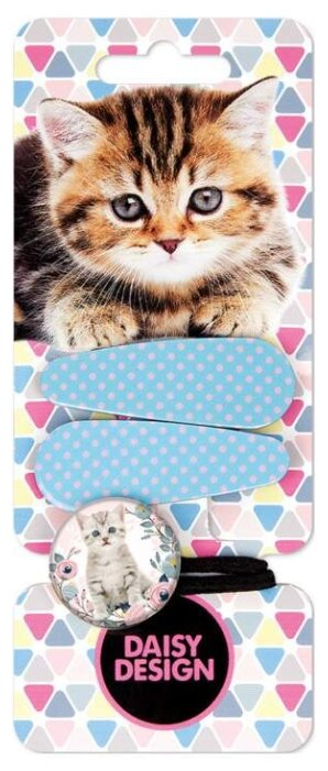 Набор Daisy Design Kittens. Васька 3 шт.