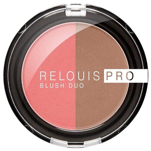 Relouis Румяна Pro Blush Duo 204