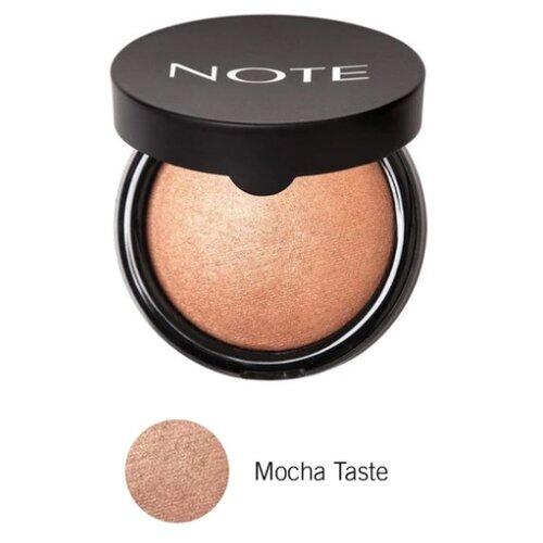 Купить Note Пудра терракотовая Terracotta Illuminating Powder 04 Mocha Taste
