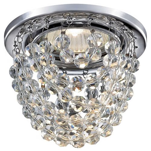 Встраиваемый светильник Novotech Jinni 369778 встраиваемый светильник novotech bell 369639