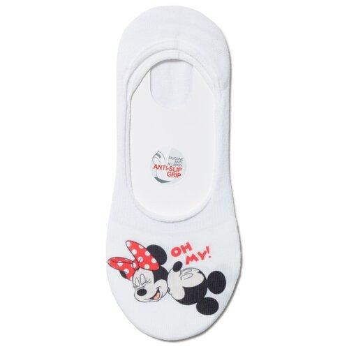 Подследники Conte Elegant Disney 18С-198СПМ 141, размер 25, белый